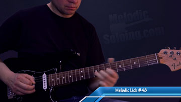50 melodic guitar licks and solo ideas - lick 48 - featured image